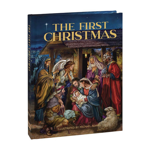 The First Christmas Book   Hardcover