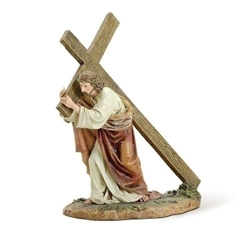 Way Of The Cross Statue | Resin/Stone