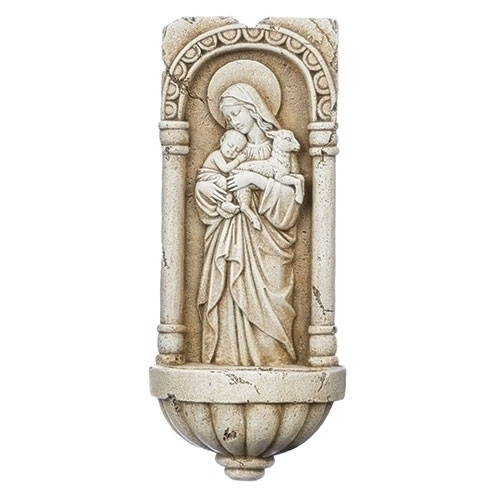 "10"" L'Innocence Holy Water Font 