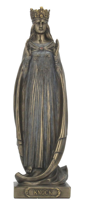 """8.5"""" Our Lady of Knock Statue 