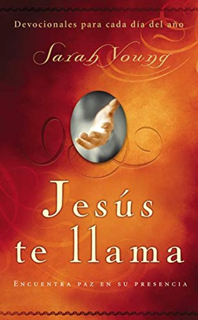 Jesús te llama (Jesus Calling) 365 Day Devotional - Sarah Young | Spanish Paperback