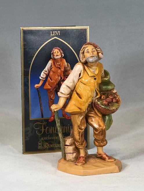 "Levi | 5"" Scale | Fontanini Italian Nativity | Retired"