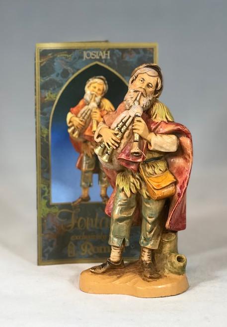 "Josiah | 5"" Scale | Fontanini Italian Nativity | Retired"