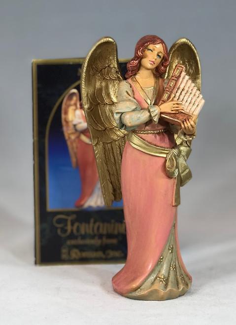 "Maya Angel | 5"" Scale | Fontanini Italian Nativity | Retired"
