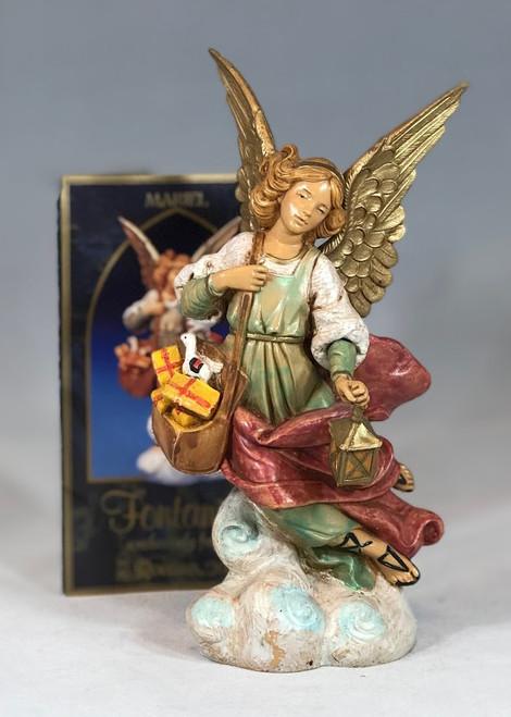"Mariel Angel | 5"" Scale | Fontanini Italian Nativity | Retired"