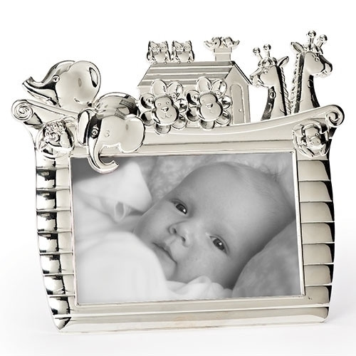 "7.25"" Noah's Ark Picture Frame 