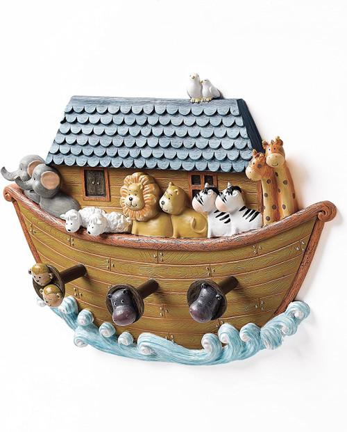 "12"" Noah's Ark Wall Hook"