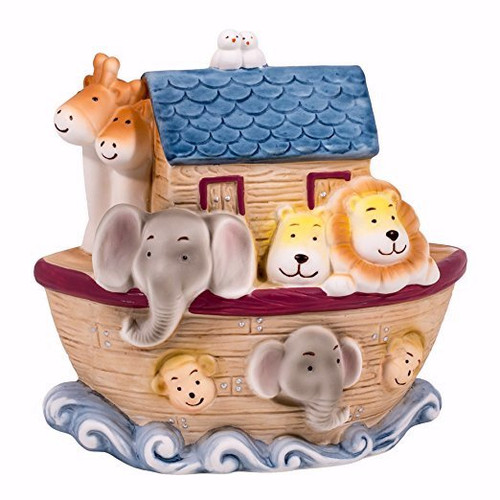 "6.25"" Noah's Ark Night Light 