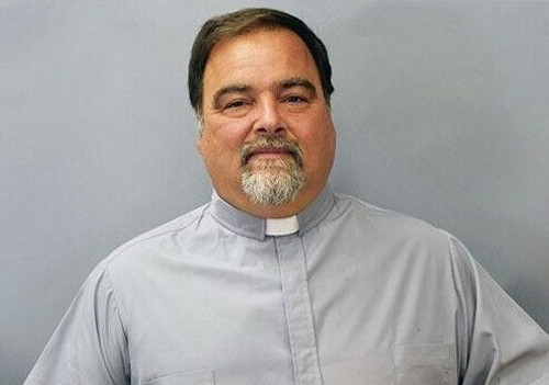 Grey Clergy Shirt | Tab Collar | Long Sleeve
