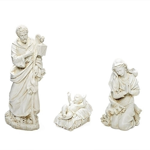 "39"" Full 9 Piece Nativity Set 