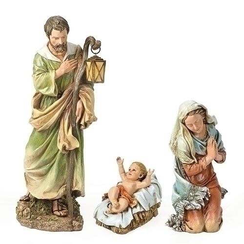 "27"" Full 13 Piece Nativity Set 