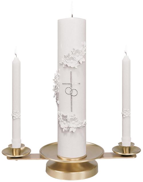 K322 Wedding Candelabra | Multiple Finishes Available