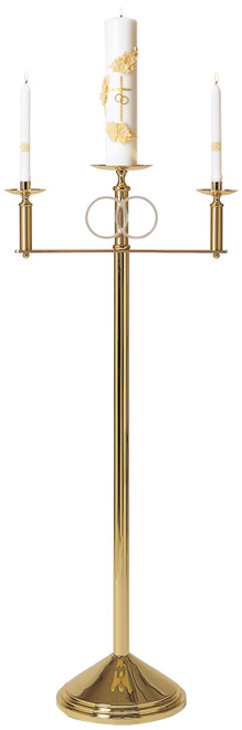 """K476 Floor Wedding Candelabra 