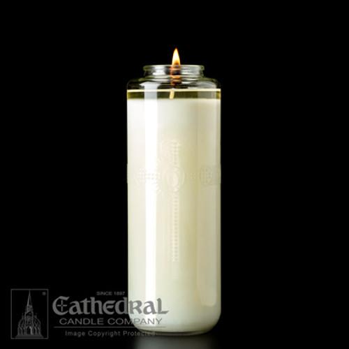 100% Beeswax PrimaSanctum Glass Sanctuary Candles