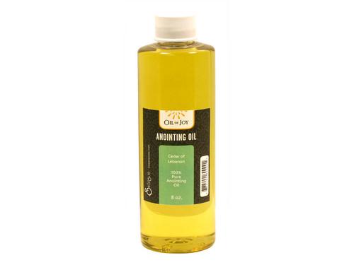 Cedars of Lebanon Anointing Oil | 8 oz Bottle