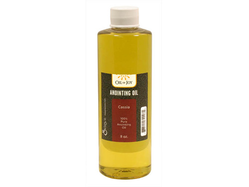 Cassia Anointing Oil | 8 oz Bottle