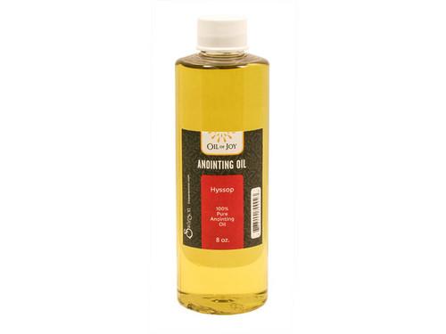 Hyssop Anointing Oil | 8 oz Bottle