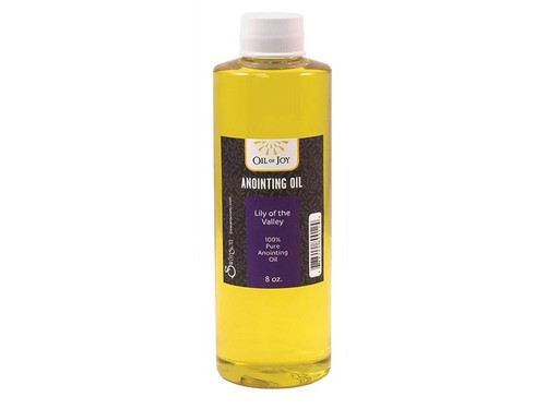 Lily of the Valley Anointing Oil | 8 oz Bottle