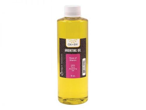 Rose of Sharon Anointing Oil | 8 oz Bottle
