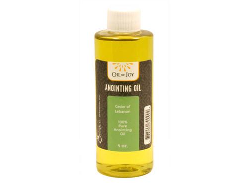 Cedars of Lebanon Anointing Oil | 4 oz Bottle