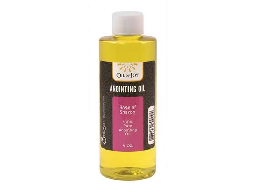 Rose of Sharon Anointing Oil | 4 oz Bottle