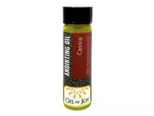Cassia Anointing Oil | 1/4 oz Mini Bottle