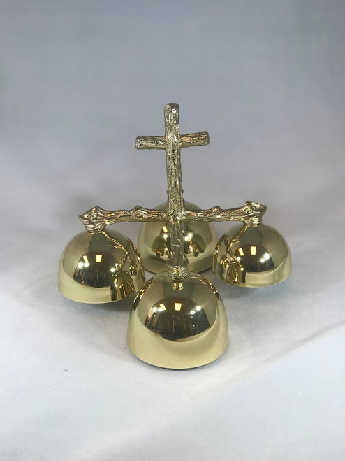 Custom Altar Bells | High Polish Brass