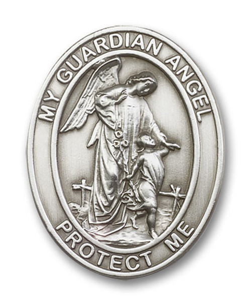 Guardian Angel Visor Clip | Multiple Finishes Available