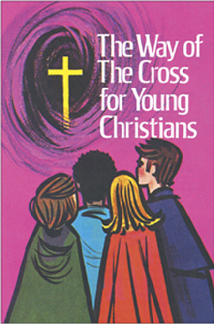 Retro Way of the Cross for Young Christians | 1970 Publishing | Paperback