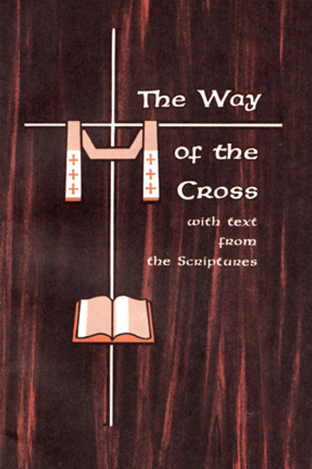 The Way of the Cross with Scriptures | Paperback | Bulk Discounts