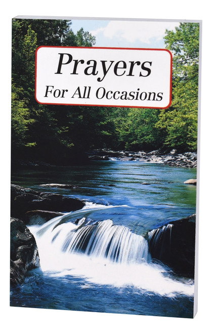 Prayers For All Occasions | Paperback