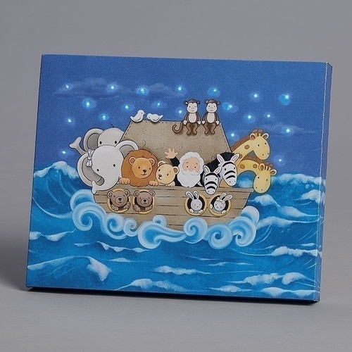 "8"" LED Children's Light Up Plaque 