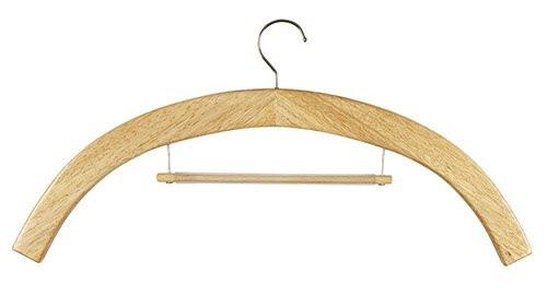 Wood Hangers | Pack of 6