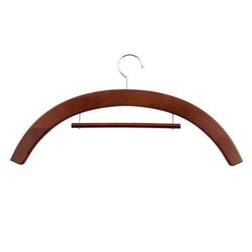 Walnut Wood Hangers | Pack of 6