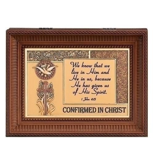 Confirmation: Confirmed in Christ Music Box | Song: How Great Thou Art