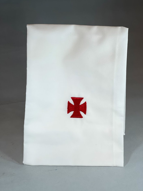 Embroidered Red Cross Corporal | 100% Cotton | Pack of 3