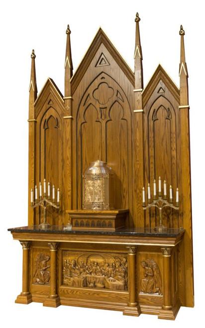 #48 Custom Altar of Repose | Oak | Multiple Finishes Available