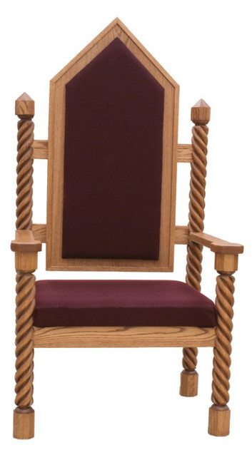 #40 Celebrants Chair | Oak | Multiple Finishes Available