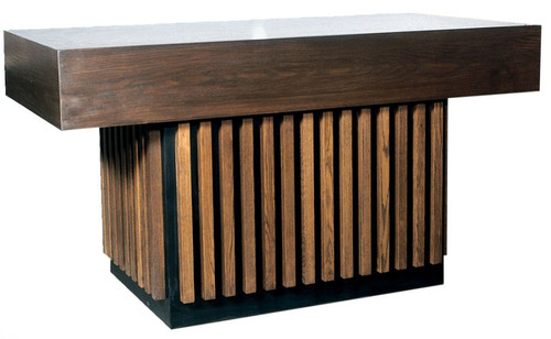 #100 Altar of Sacrifice | Oak | Multiple Finishes Available