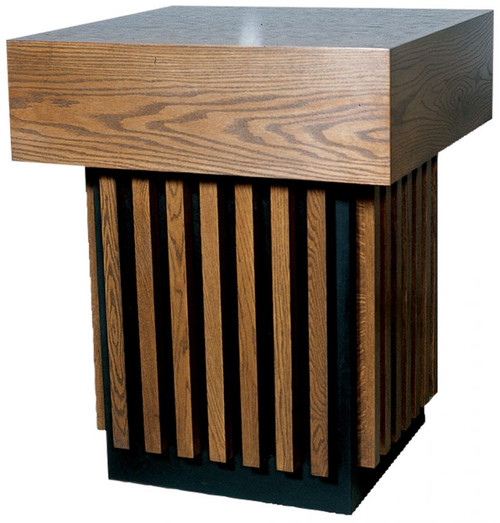 #100 Altar of Repose | Oak | Multiple Finishes Available