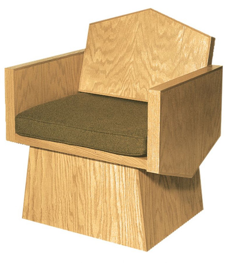 #200 Celebrants Chair | Oak | Multiple Finishes Available