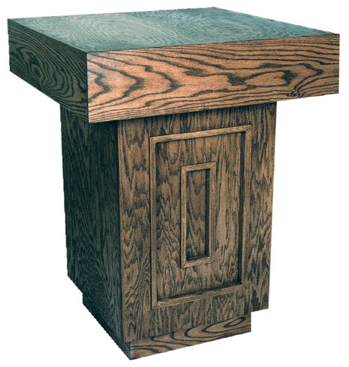 #500 Altar of Repose | Oak | Multiple Finishes Available