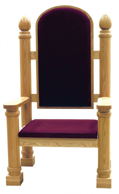 #120 Celebrants Chair | Oak | Multiple Finishes Available