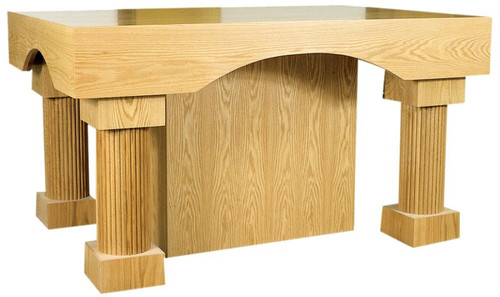 #640 Altar of Sacrifice | Oak | Multiple Finishes Available