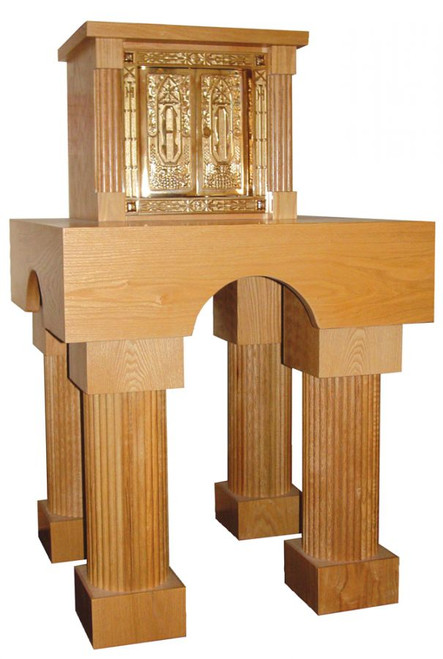 #640 Altar of Repose | Oak | Multiple Finishes Available