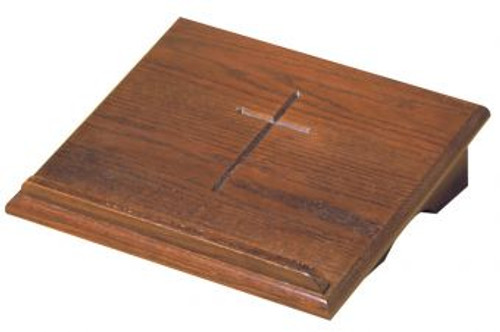 #1907 Bible/Missal Stand | Multiple Finishes & Materials Available
