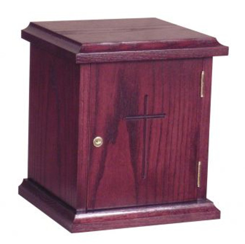 #950 Oak Tabernacle | Multiple Finishes & Materials Available