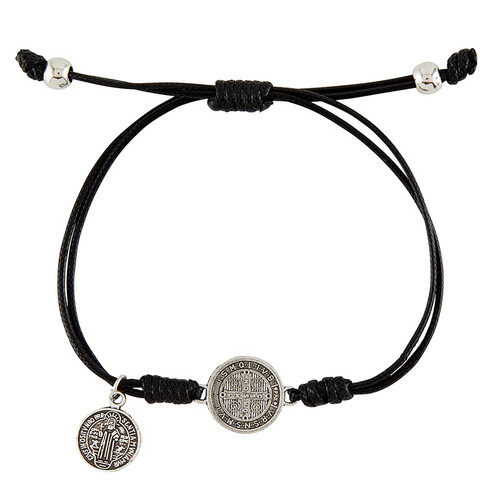 Saint Benedict Medal Bracelet