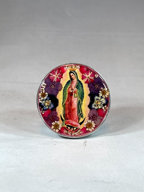 Our Lady of Guadalupe Keepsake Cup | Handmade In Mexico