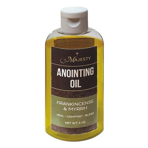 Frankincense & Myrrh Anointing Oil | 3oz